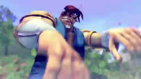 Super Street Fighter 4 - Trailer - TGS 2009 - Xbox360/PS3