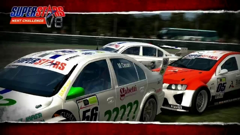 Superstars V8 Next Challenge - Trailer - Xbox360/PS3