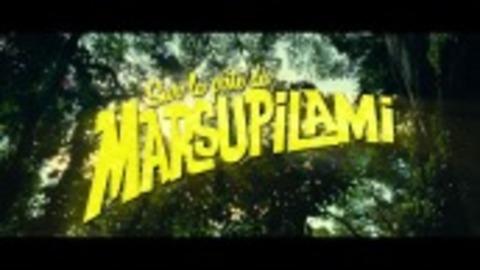 SUR LA PISTE DU MARSUPILAMI - Teaser 1