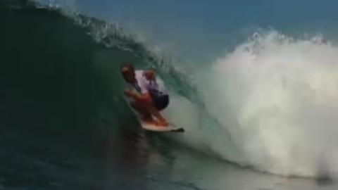 Surf Pro Junior : vagues de rêve à Bali