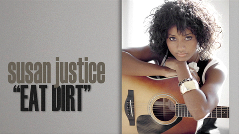 susan justice - Eat Dirt (Lyric Video)