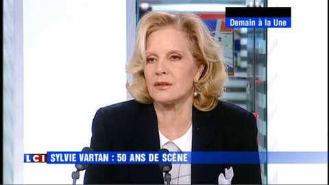 """Sylvie Vartan """"Demain à la Une"""""""