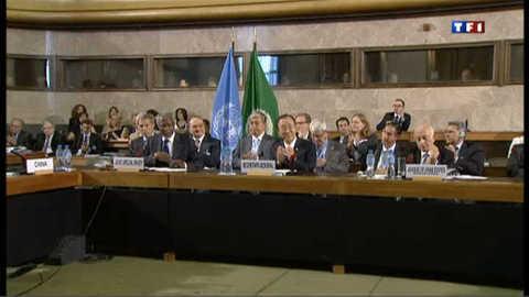 Syrie : un accord après 15 mois de guerre civile