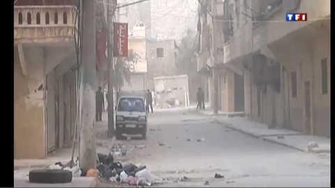 Syrie : l'armée affirme avoir pris le contrôle d'Alep