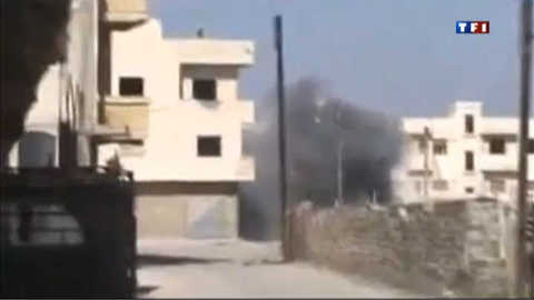 Syrie : bombardements meurtriers sur Homs