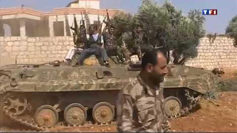 Syrie : des combats de plus en plus violents à Alep