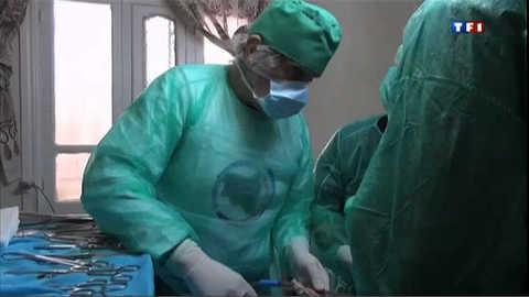 Syrie: comment travaillent les médecins à Homs ?