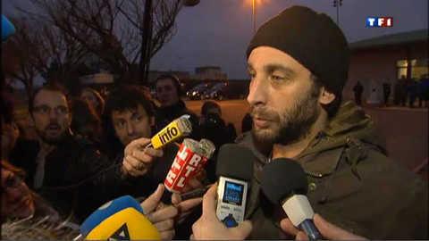 Syrie: les deux journalistes français racontent leur calvaire