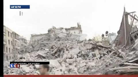 Syrie : les images d'Alep dévasté