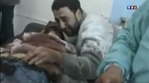 Syrie : les militants de Homs appellent à l'aide