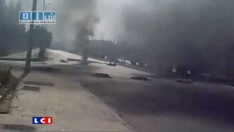 Syrie : nouvelles attaques à Hama