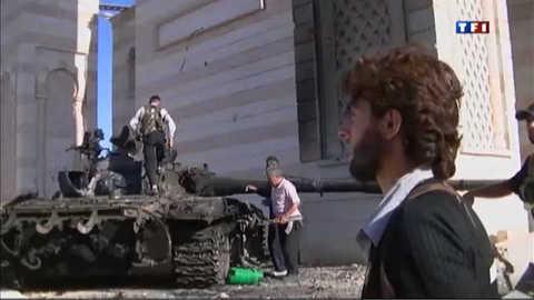 Syrie : le régime perd le contrôle