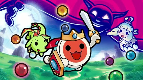 Taiko no Tatsujin Little Dragon and the Mysterious Orb - Spot TV JP - 3DS.mp4