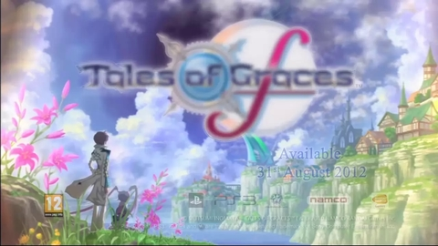 Tales of Graces F - Everyone changed