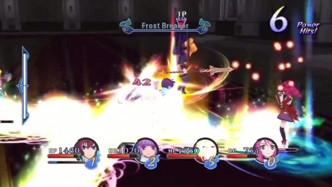 Tales of Graces F - Gameplay Video Major Victoria Battle - PS3.mp4