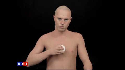 Les tatouages de Zombie boy sont-ils solubles ?