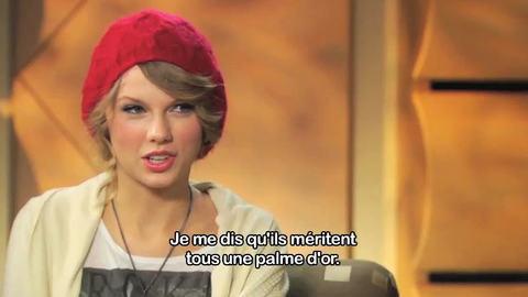 Taylor Swift et ses fans !