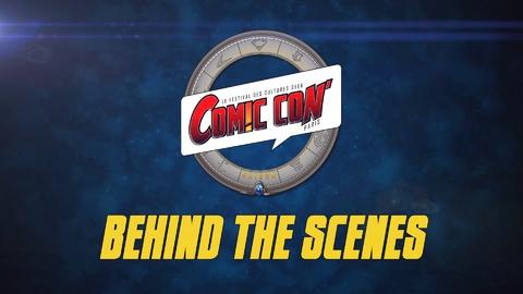 Teaser Comic Con' Paris Saison 4 : le making of !!
