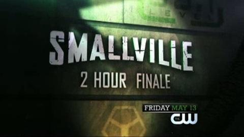 Teaser Smallville saison 10 : l'épisode final avec Lex Luthor (VO).