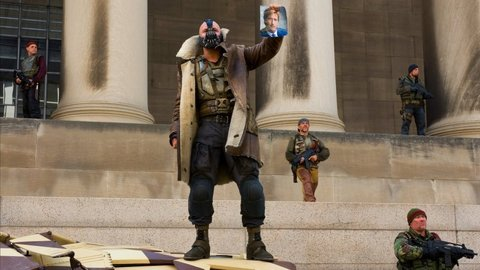 Teaser VOST The dark knight rises
