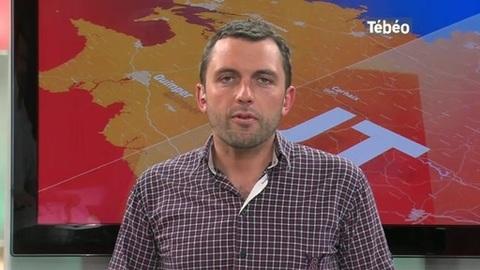 Tébéo - Le JT du 11/06/2012