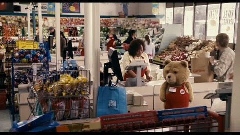 Ted - Bande annonce