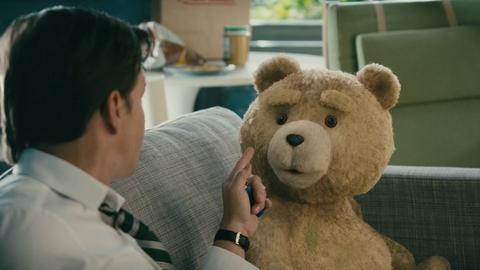Ted Extrait #2 - Le prénom (VF)