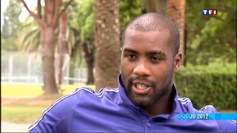Teddy Riner, judoka français au brillant palmarès