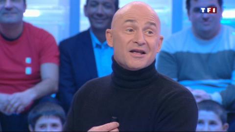 Téléfoot : Lagaf s'invite sur le plateau de l'émission ! (13/02/2011)