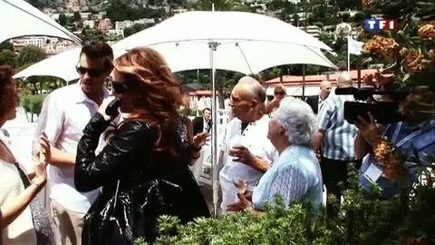 Les téléspectateurs de TF1 rencontrent les stars des Feux de L'Amour !