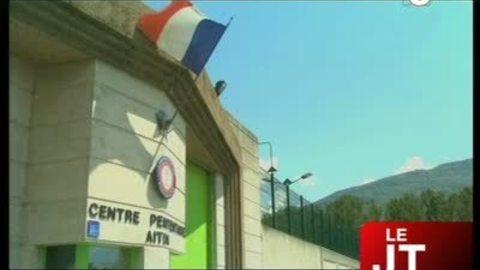 Tension à la maison d'arrêt d'Aiton