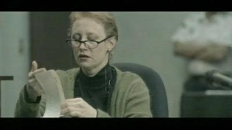 Terrifying thriller unfolds in court.