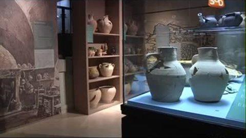 Territoire au Musée archéologique Henri Prades de Lattes (Partie 3)