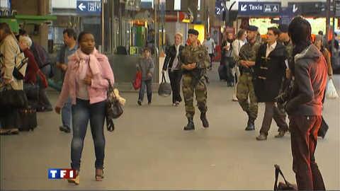 Terrorisme : niveau rouge pour Vigipirate en France