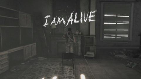 Test : I AM ALIVE