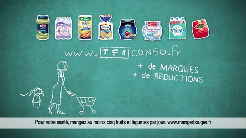 TF1 CONSO.FR Spot Silver