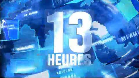 TF1 - Le journal de 13h du 10 juillet 2010