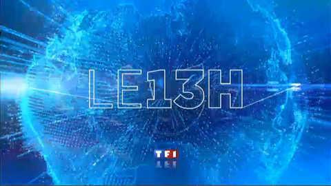 TF1 - Le journal de 13h du 17 octobre 2012