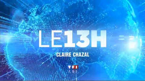 TF1 - Le journal de 13h du 20 octobre 2012