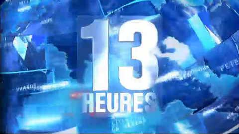 TF1 - Le journal de 13h du 22 septembre 2010