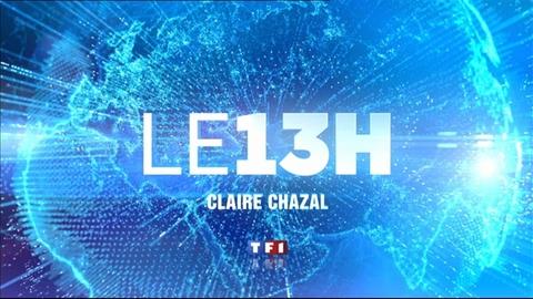 TF1 - Le journal de 13h du 8 septembre 2012