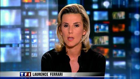 TF1 - Le journal de 20h du 10  juin 2009