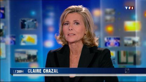 TF1 - Le journal de 20h du 11 mai 2012