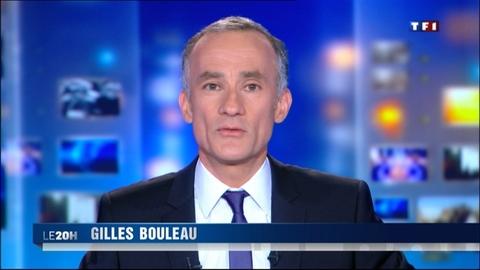 TF1 - Le journal de 20h du 17 juillet 2012