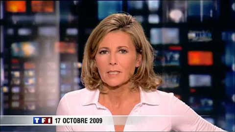 TF1 - Le journal de 20h du 17 octobre 2009