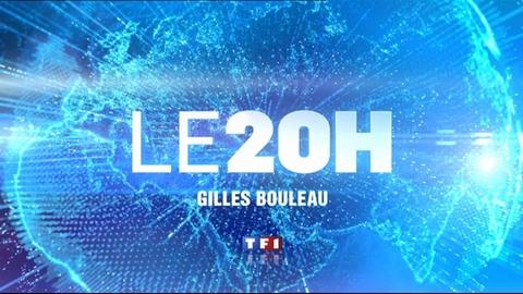 TF1 - Le journal de 20h du 17 septembre 2012