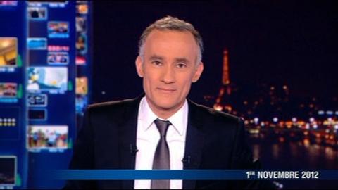 TF1 - Le journal de 20h du 1er novembre 2012