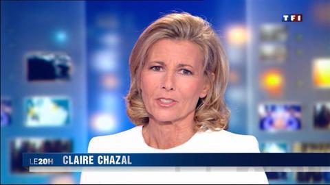 TF1 - Le journal de 20h du 20 avril 2012