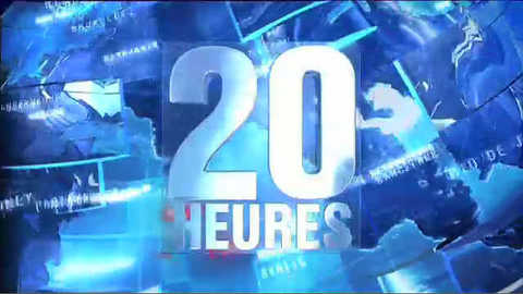 TF1 - Le journal de 20h du 24 mai 2009