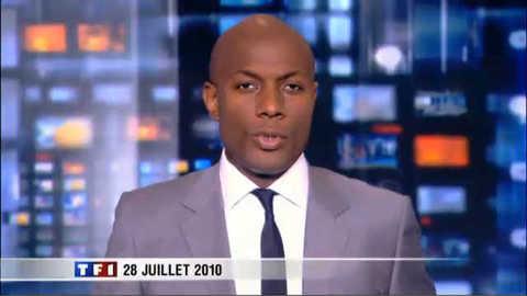 TF1 - Le journal de 20h du 28 juillet 2010